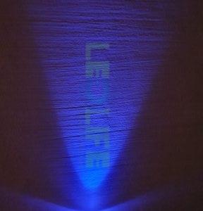LED 3mm Sininen 4 000 mcd / 30° lasikirkas kuori